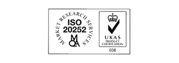 ISO 20252:2012 (Market Research) Quality Accreditation
