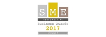 Acuigen Winner of Bedfordshire SME Business Award