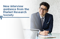 New interview guidance issued from the Market Research Society
